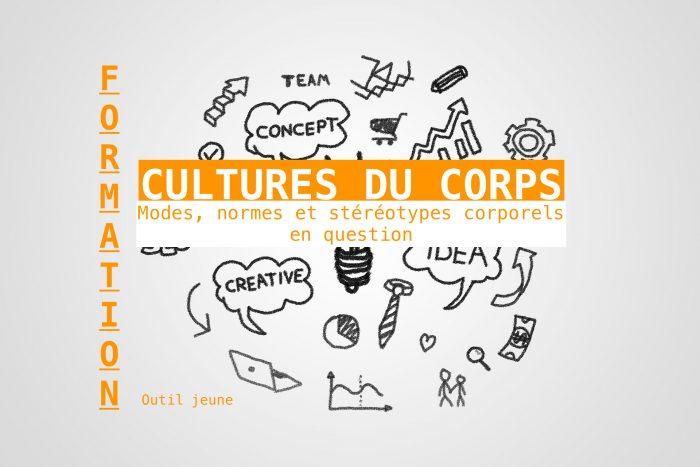 """Animation - Journée de préparation à l'utilisation de l'outil """"Cultures du corps"""" - Illustration"""