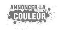 Logo - Annoncer la Couleur - Grayscale