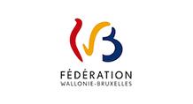 Logo - Fédération Wallonie-Bruxelles