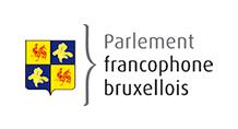 Logo - Parlement francophone bruxellois