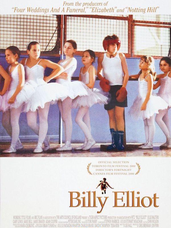 Billy Elliot - Affiche - Film