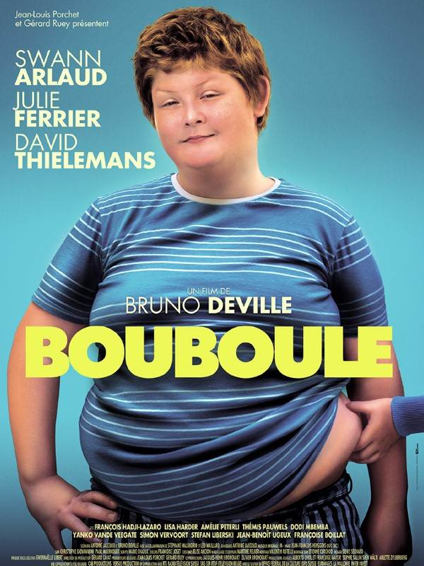 Bouboule - Affiche - Film