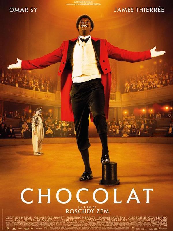 Chocolat - Affiche - Film