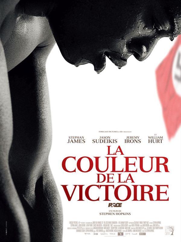 La couleur de la victoire - Affiche - Film