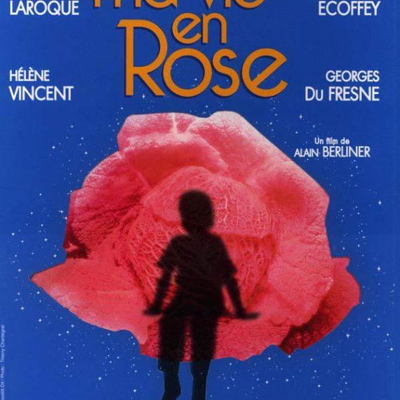 Ma vie en rose - Affiche - Film